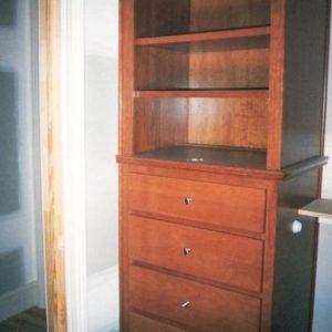Custom Closet Cabinet