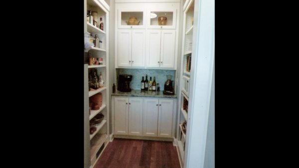 Custom Design-Build Butler's Pantry