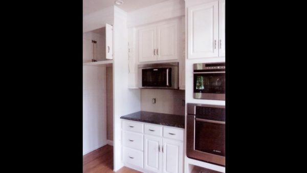 Espresso White Stain Kitchen - Poquoson, VA