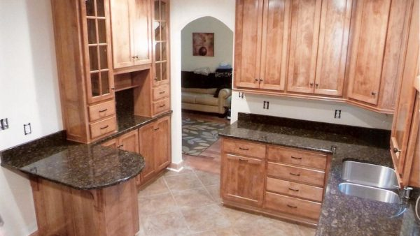 Kitchen Remodel for a Home in Hilton - NN