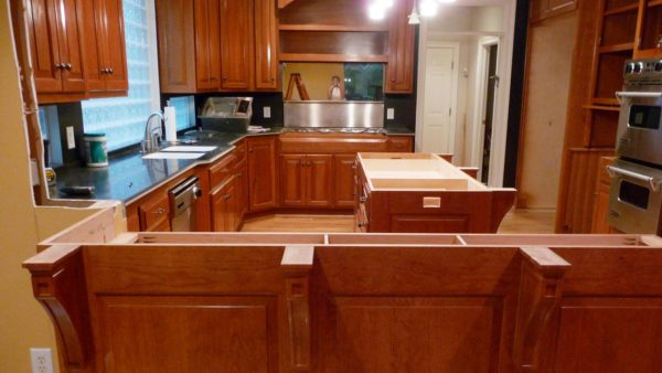 James City County Custom Kitchen Build