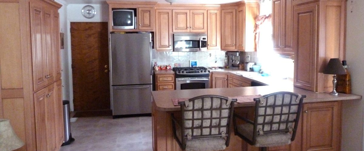 Poquoson Virginia Kitchen Remodel