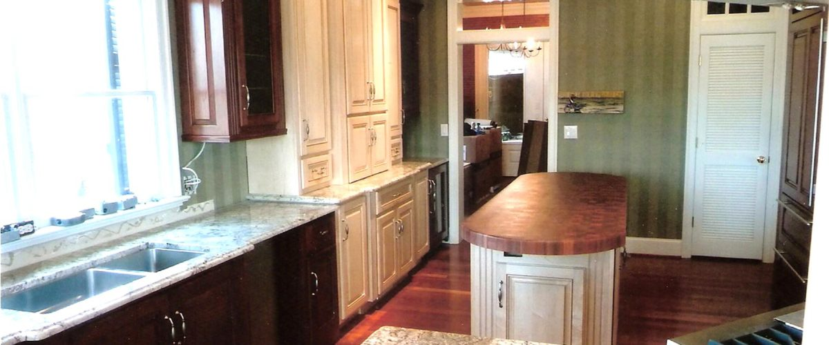 Smithfield Virginia Kitchen Remodel